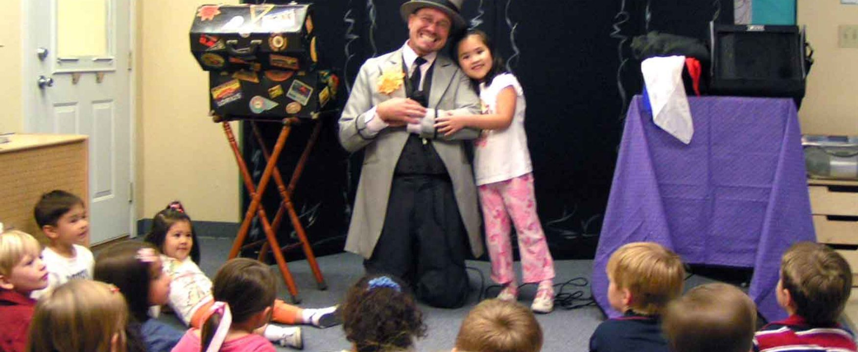 Good Magic Show Is Every Child's Dream