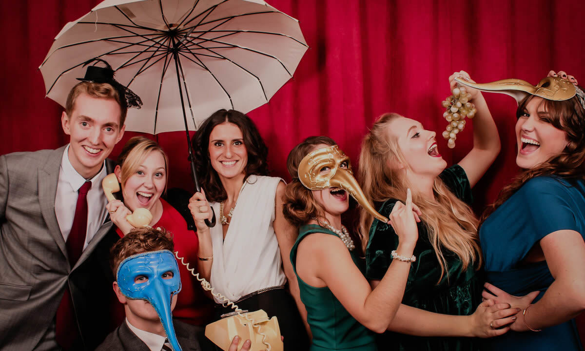 Photo Booth Hiring For Precious Moments
